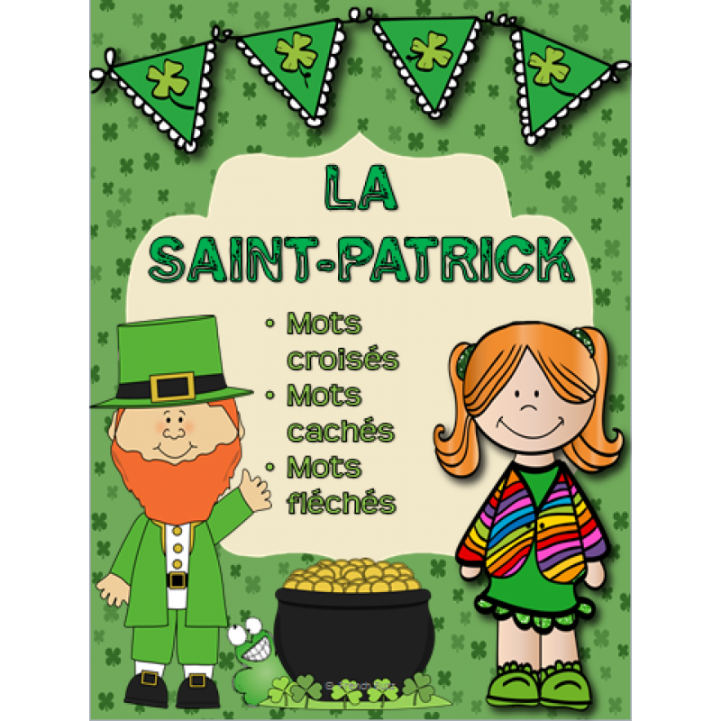 Le Produit Que Vous Cherchez Ne Semble Pas Exister St Patrick French Classroom St Patricks Day