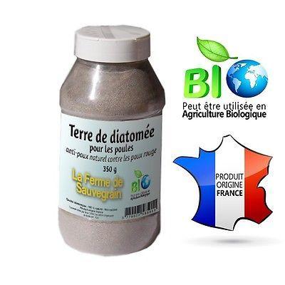 De Diatomée Pour Punaise De Lit - Insecticide Naturel - Poudreur