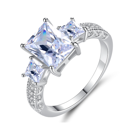 Jewelry in 2020 Rings, Cubic zirconia rings, Engagement