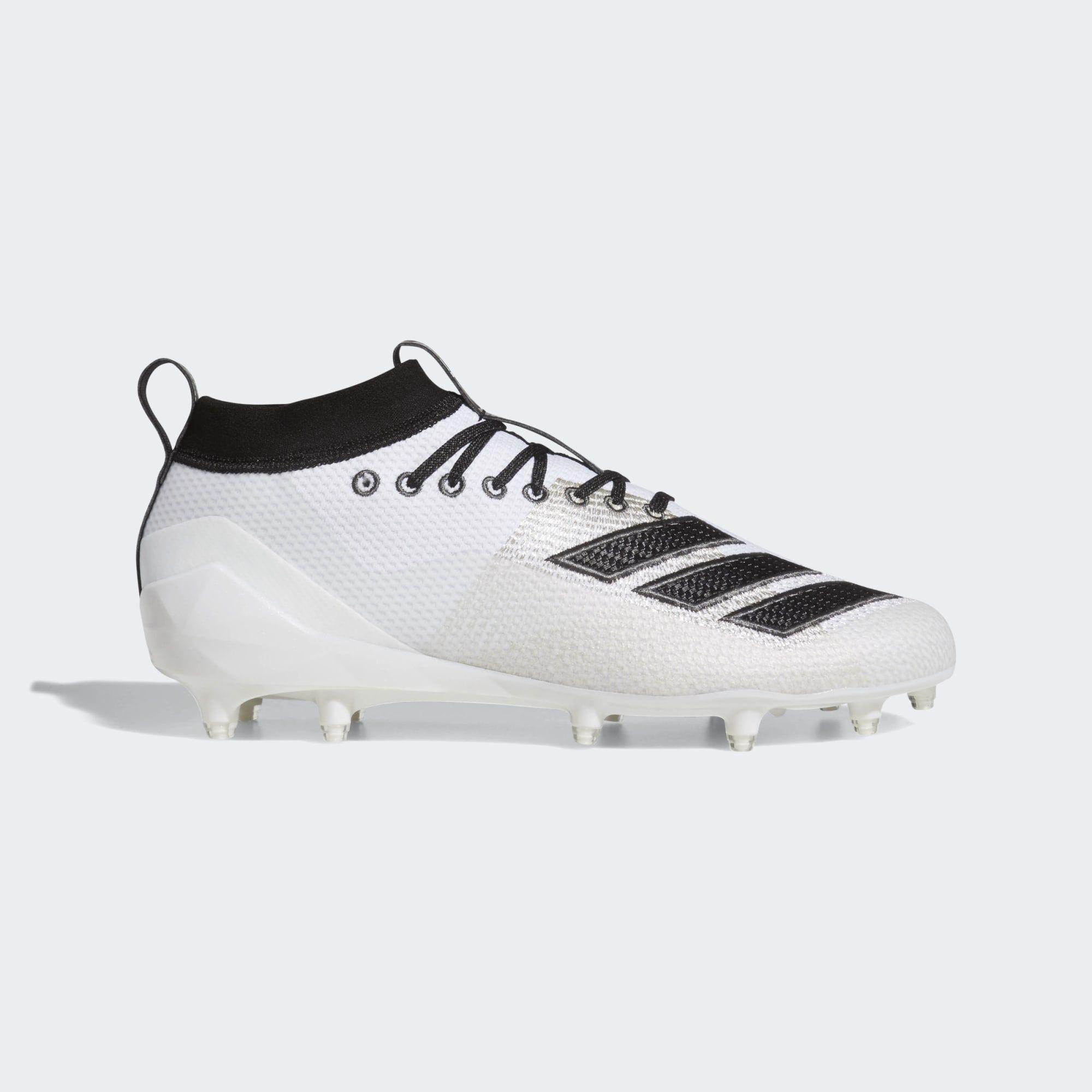 Adidas Adizero 8 0 Cleats White Adidas Us Nike Football Boots Cool Football Boots Girls Football Boots