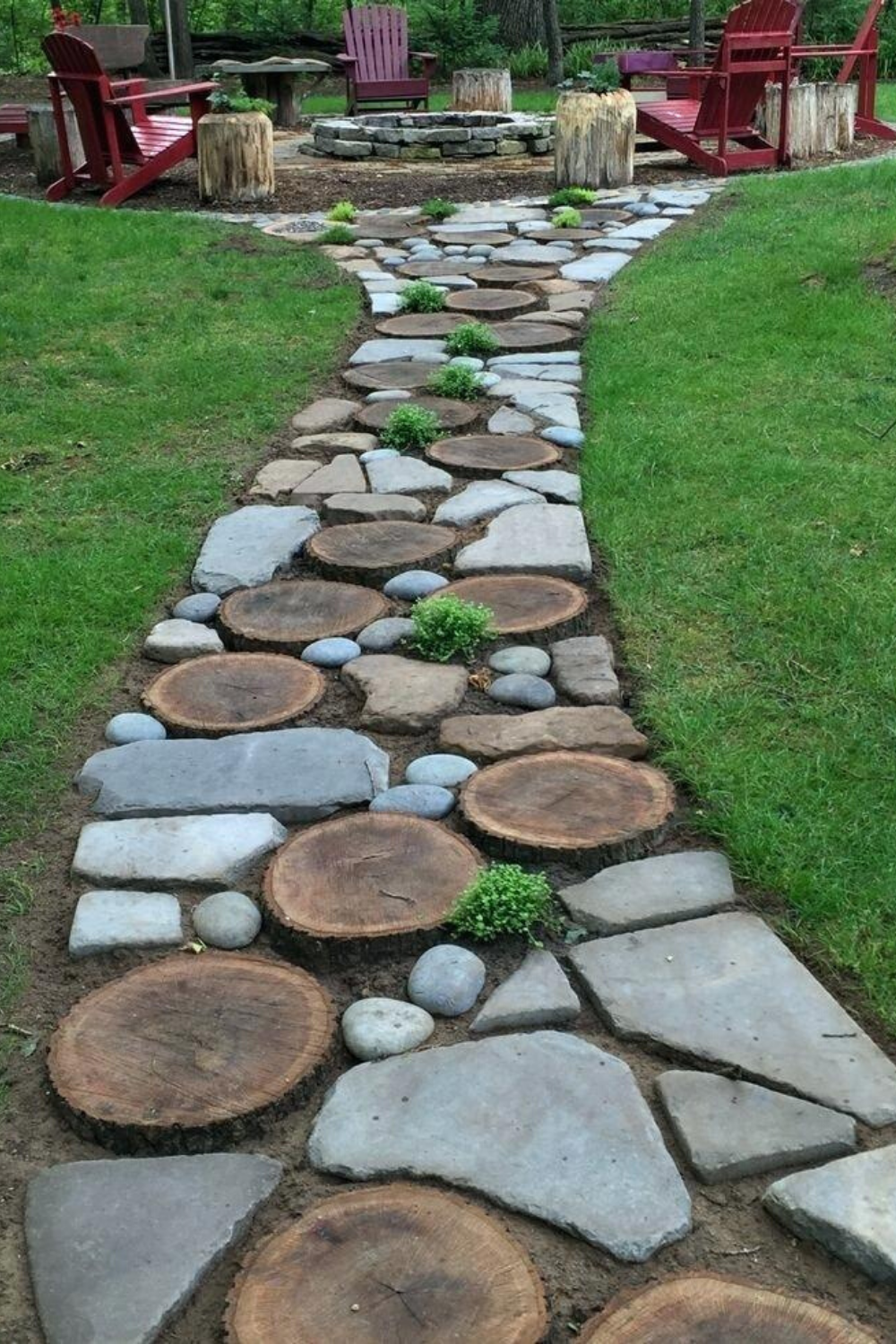 15+ Garden Path and Walkway Ideas