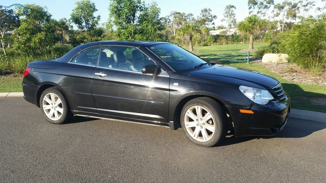 2010 Chrysler Sebring Limited My10 Sports Automatic Http Www