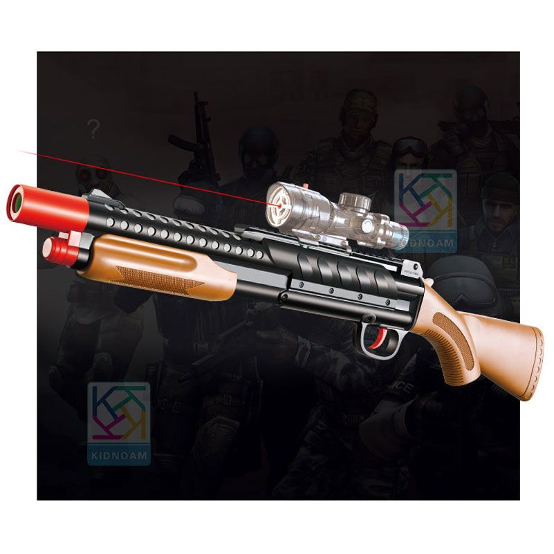 Toy Gun Infrared Sniper Rifle Plastic Paintball Gun Sniper Pistola Airsoft Arma Arme Orbeez Toys Water Ball Soft Bullet