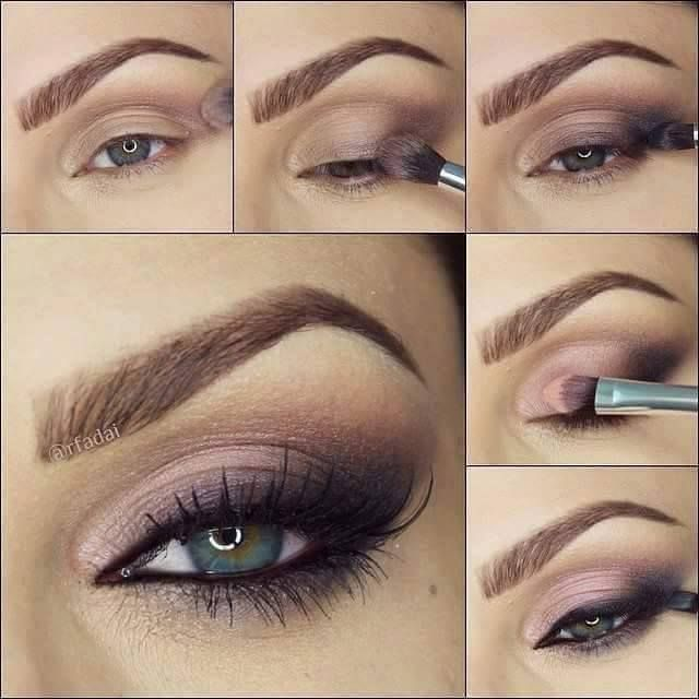 5 Glamorous Eye Makeup Tutorials For Party Night Out Look Make