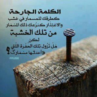 لسانك حصانك ان صنته صانك Beautiful Arabic Words Arabic Words Ruse