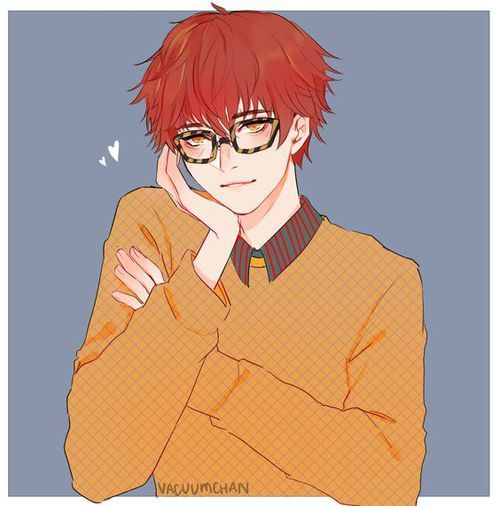 Image about game in Mystic Messenger by || 私の世界 ||