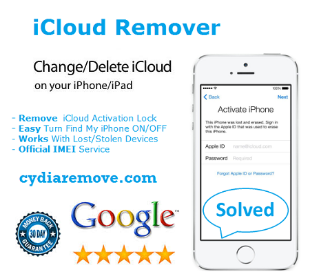 remove activation iphone 4s