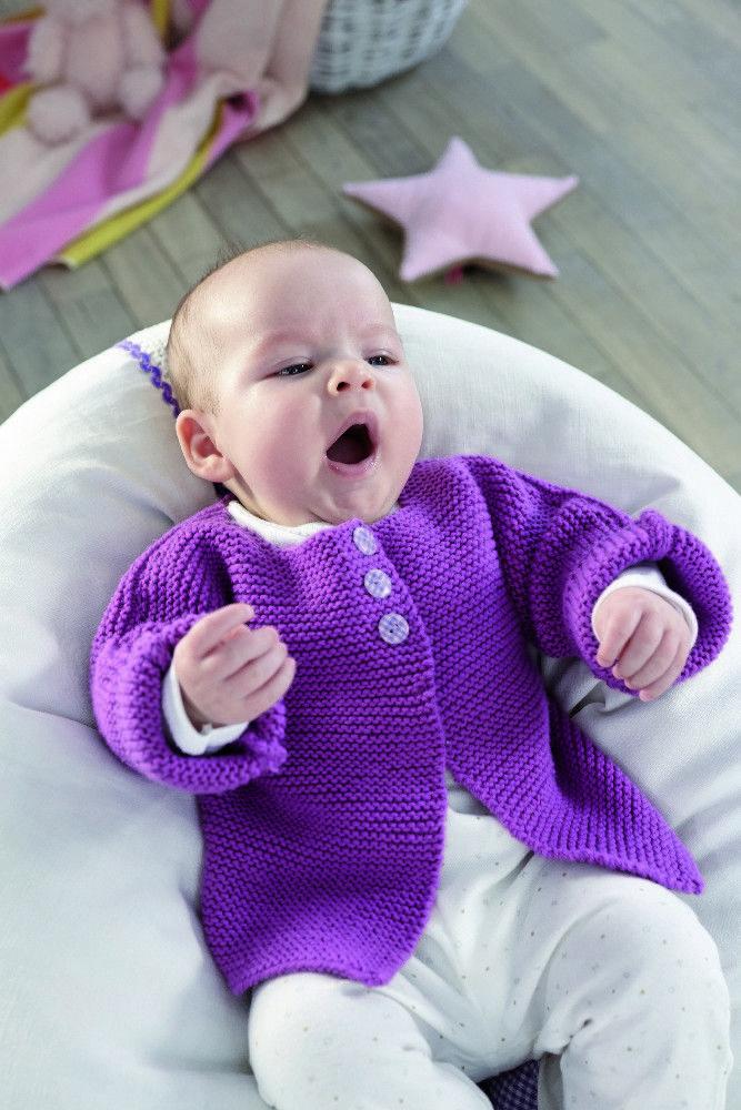 Patons Baby Moments 001 | Ropa bebe, Bebe y Tejido