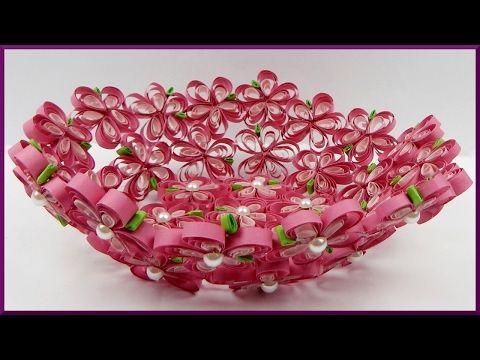 Diy 3d Origami Valentinstag Herz Aus Papier Falten Valentines