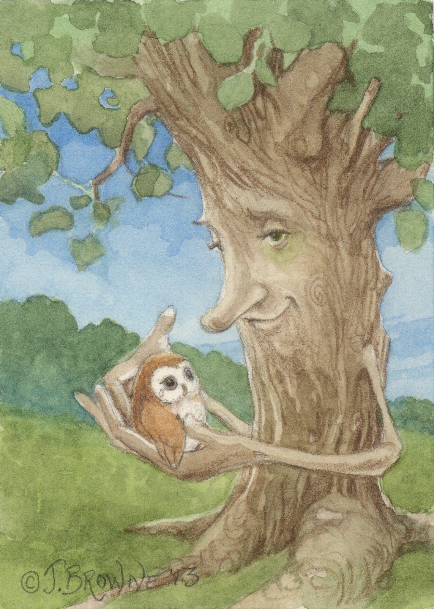 картинки доброго дерева