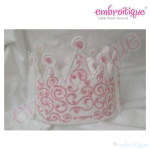 In The Hoop :: Hats & Crowns - Embroitique.com