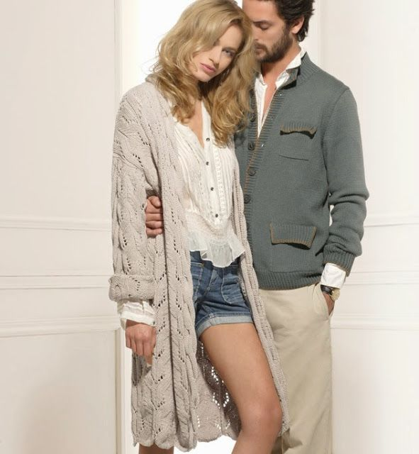 TRICOT TOT: jaquetas