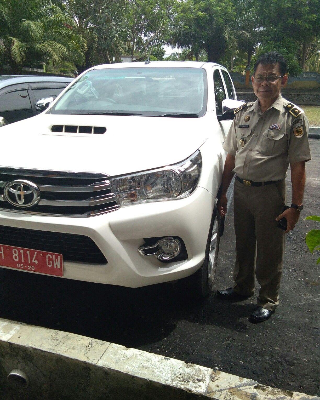 Terima Kasih Untuk Dinas Pertanahan Kobar Atas Kepercayaan Nya Kembali Membeli Toyota Hilux Double Cabin Info Pembelian Toyota Gi Toyota Hilux Toyota Atasan