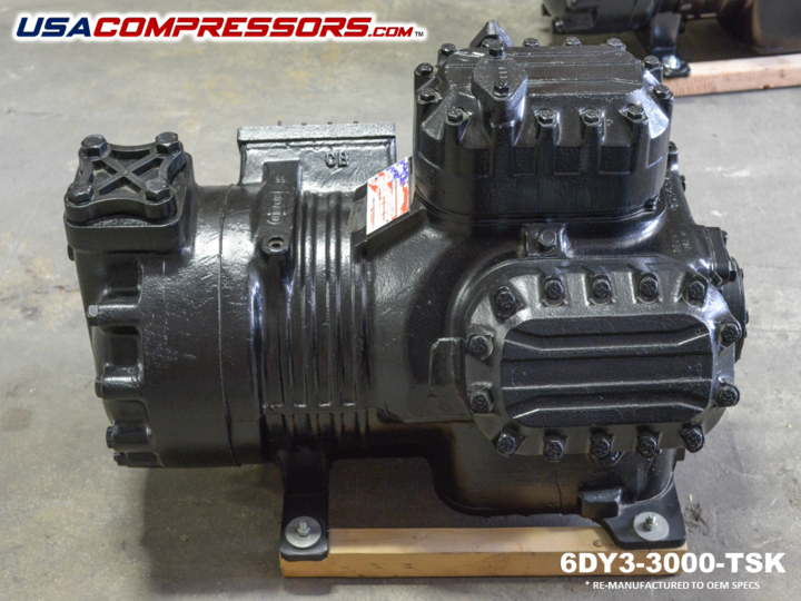 Copeland 6dy3 3000 Tsk Compressor Power Automatic