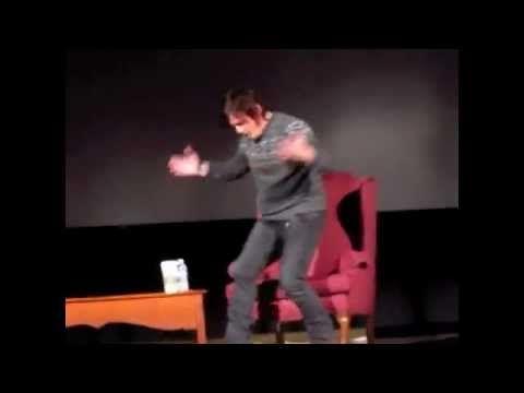 Norman Reedus URI 3.3.13 Show