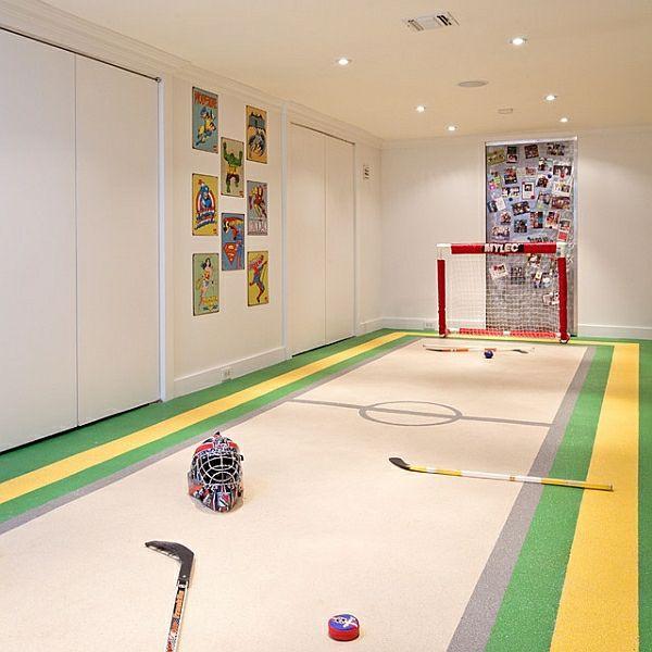 Perfekt Zimmer Im Keller Einrichten Kinderzimmer Spielraum