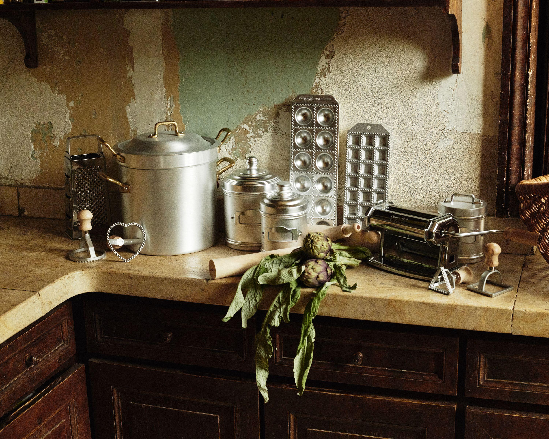 Pot De Graisse Castorama cuisine brute avec ustensiles en acier #cuisine #decoration