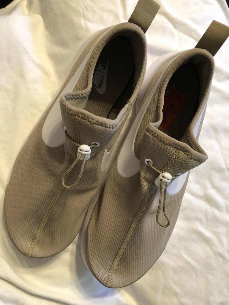 32213b8484 Details about Nike Aptare Essential Khaki/White Mens Size 10 876386 ...
