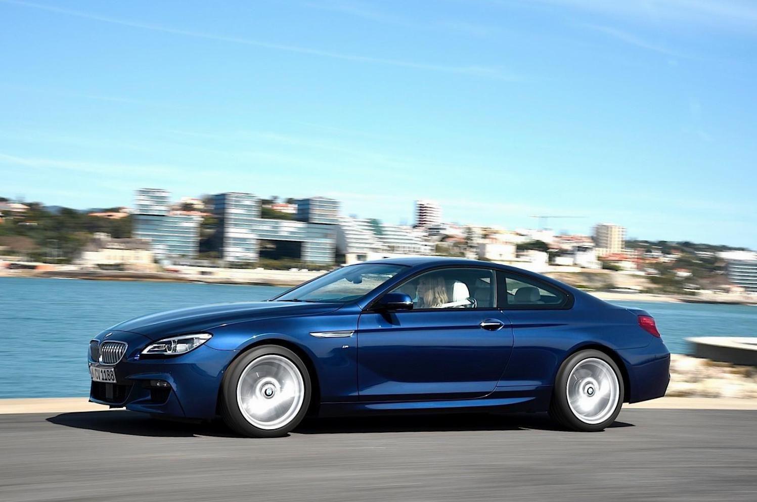 6 Series Coupe (F13) BMW review - http://autotras.com
