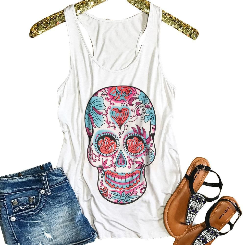 Gender WomenTops Type Tank TopsMaterial Polyester