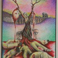 Resultat De Recherche D Images Pour رسم يعبر عن الحرب Painting Art