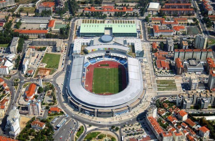 Portugal, Estádio Cidade de Coimbra - Associação Académica de ...