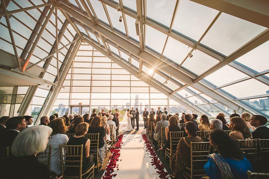 emily + om // adler wedding Chicago wedding