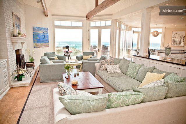 Cheap Wedding Insurance: Pacific Coast Beach Mansion In Malibu