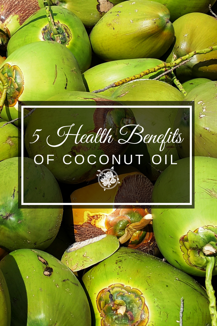 5 Coconut Oil Benefits for Weight Loss and More 5 Coconut Oil Benefits for Weight Loss and More new photo