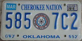 Cherokee Nation - Oklahoma