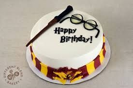 Inspiration For A Harry Potter Cake And Cupcakes Novelty Cakes