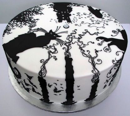 LEE FARMER - Cakes For weddings, birthdays and other occasions - halloween birthday cake ideas