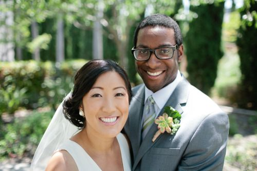 Asian women and black interracial marriage