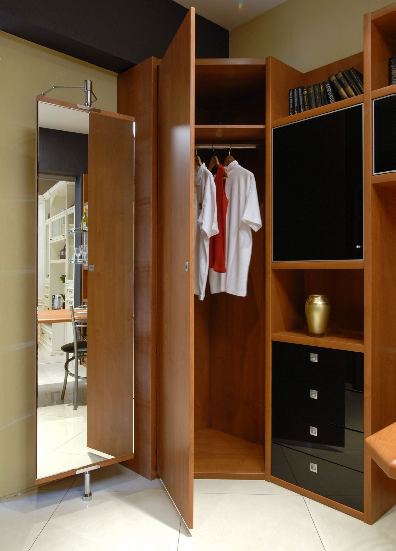 Wardrobe space. www.paolomarchetti.com #furniture #design