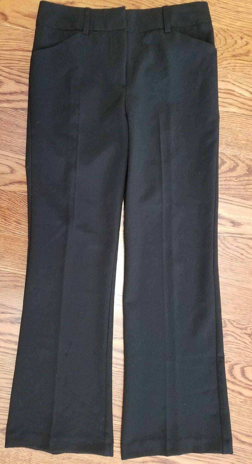 Amy Byer Girls Black Stretch Dress Pants Style 2055v99 Size 8 Ebay Fashion Pants Stretch Dress Pants Stretch Dress [ 1600 x 868 Pixel ]