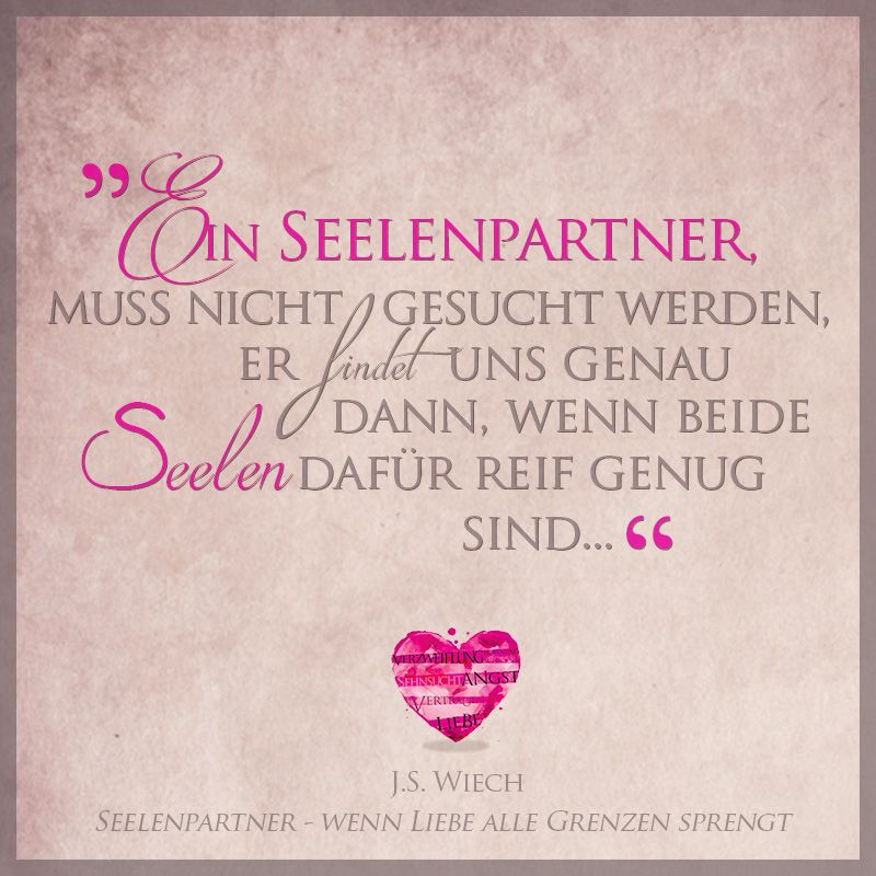 Seelenpartner finden- SEELENPARTNER - WENN LIEBE ALLE ...