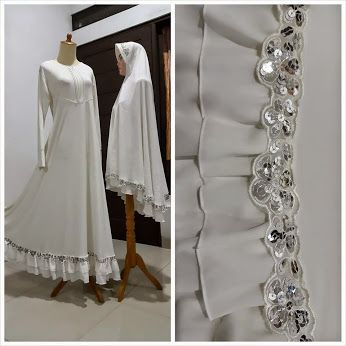 Model Payet Baju Polos