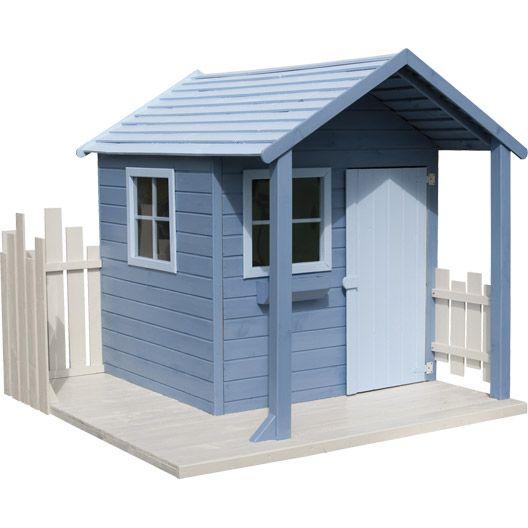maisonnette bois cigale cerland m maisonnette cabane enfants pinterest decoration. Black Bedroom Furniture Sets. Home Design Ideas