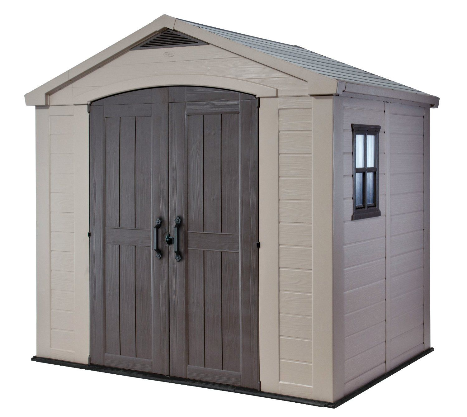 Keter 8 x 6 Factor Shed Amazon Garden & Outdoors