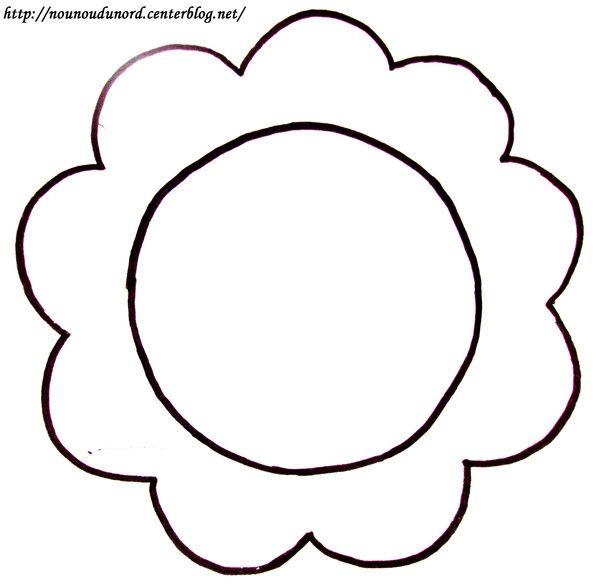 Coloriage Fleurs Nounoudunord.Coloriage Fleur Maternelle Colorier Les Enfants Marnfozine Com