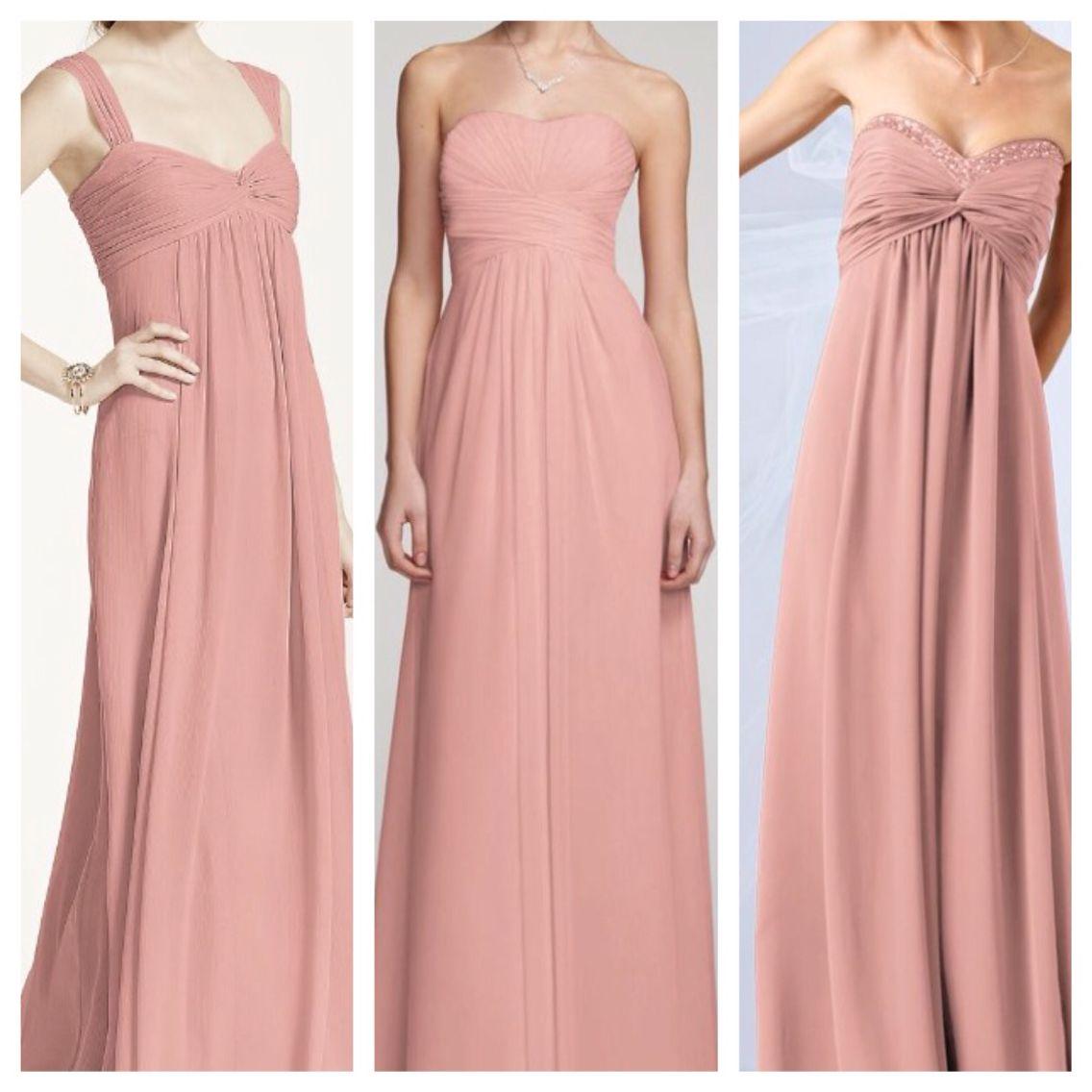 Bridesmaids Options | DRESSES | Pinterest | Vestiditos