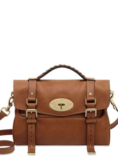 d443d4e5fc1a MULBERRY ALEXA SOFT BUFFALO SATCHEL Fashion Fall Winter 2013-14 in ...
