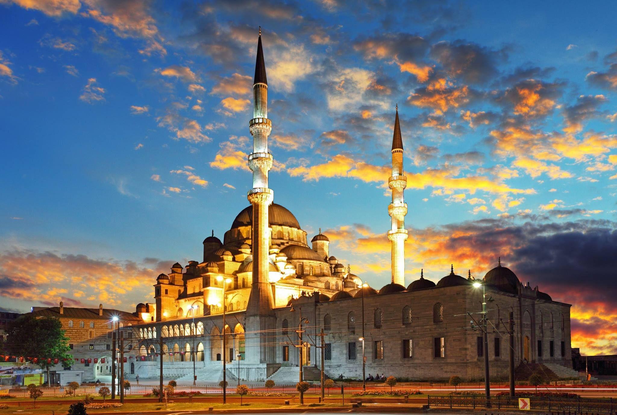 İstanbul-Yeni Camii | Camiler, Istanbul, Camii