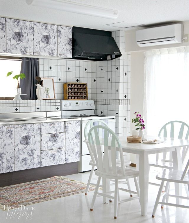 The Best Renters Hacks Rental Kitchen Ideas Small Space Big