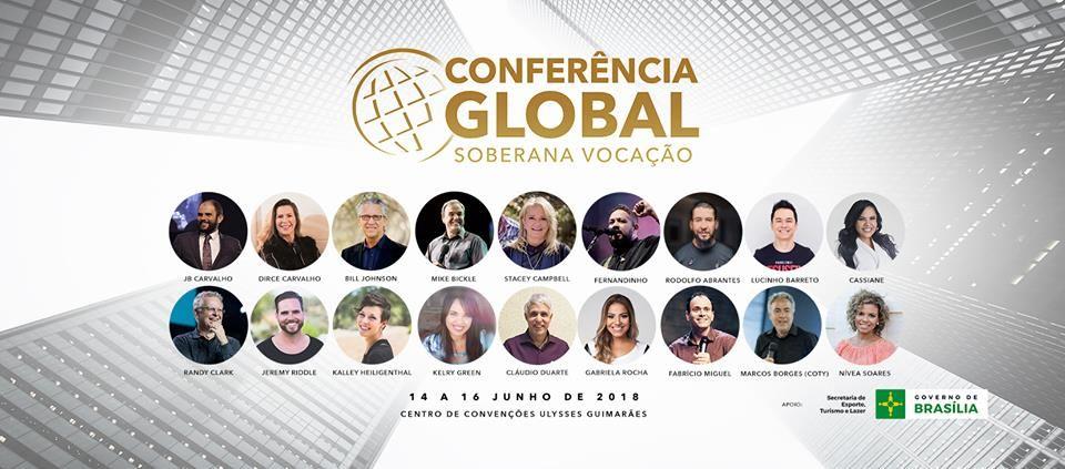 Pastores dos Estados Unidos e Brasil estarão reunidos entre 14 e 16 de  junho na Conferência 08f235ef54f3e