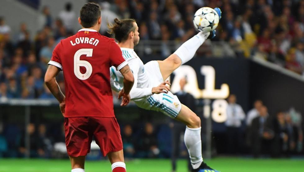 Real Madrid Liverpool La final de la Champions League