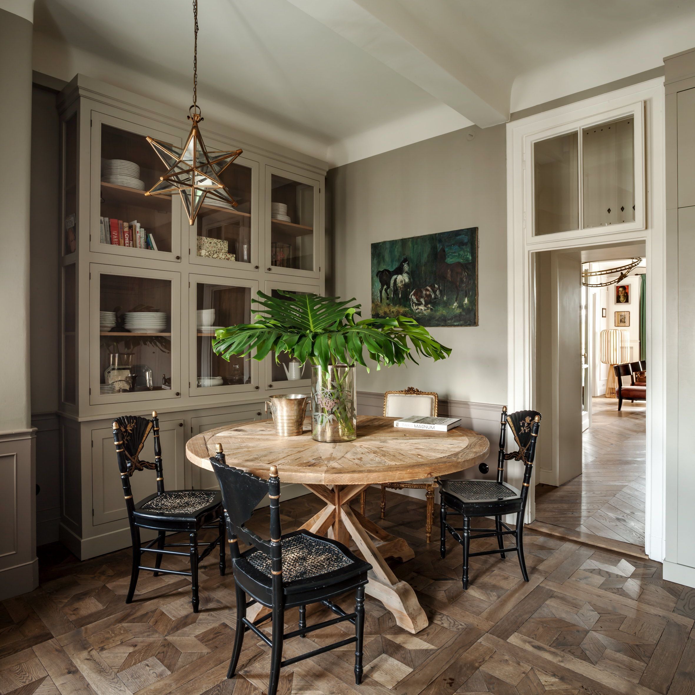 Kitchen And Dining Room Captivating Old Wood Table Colombe Design  Colombe Kitchens  Pinterest Decorating Inspiration