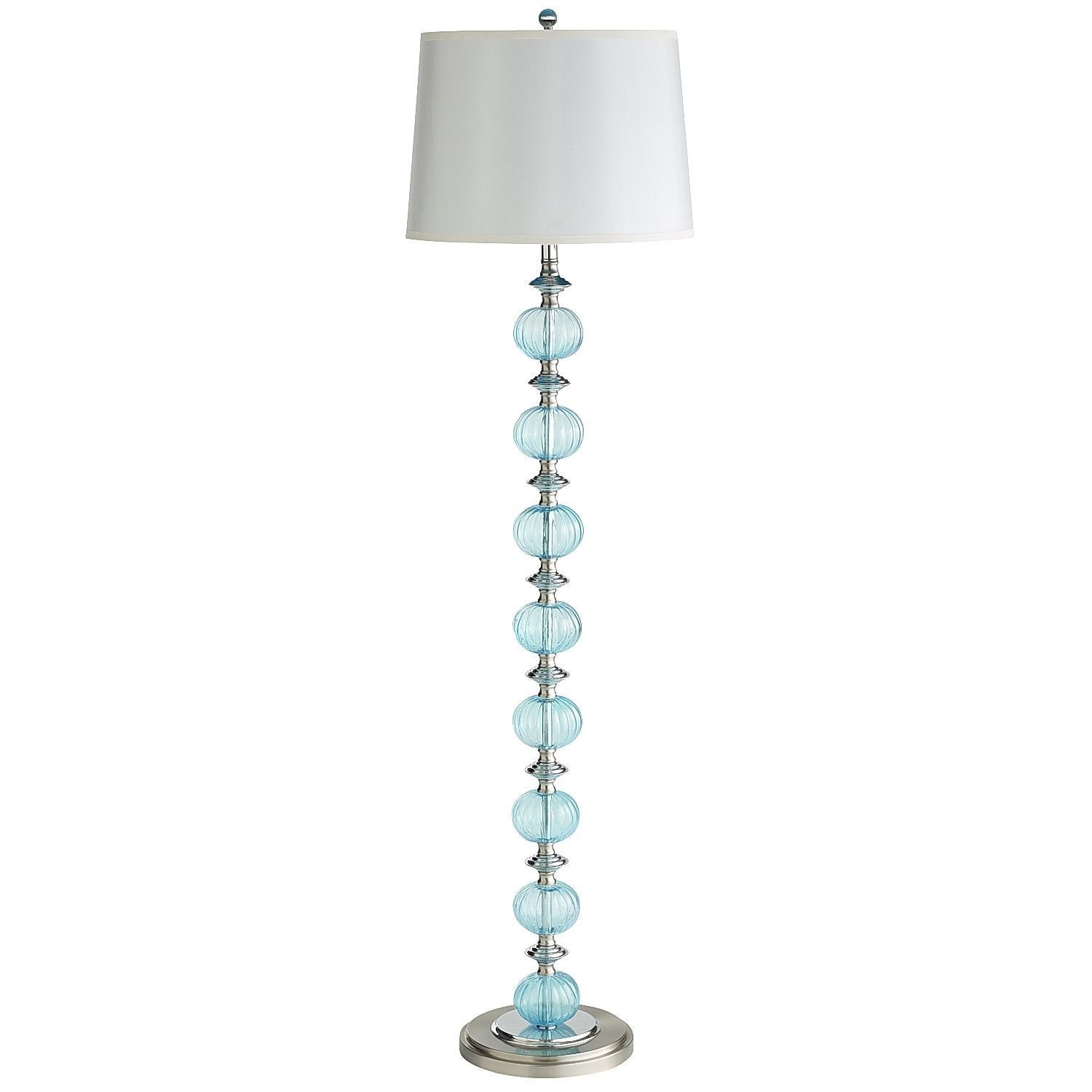 Aqua Glass Floor Lamp Glass Floor Lamp Glass Floor Floor Lamp