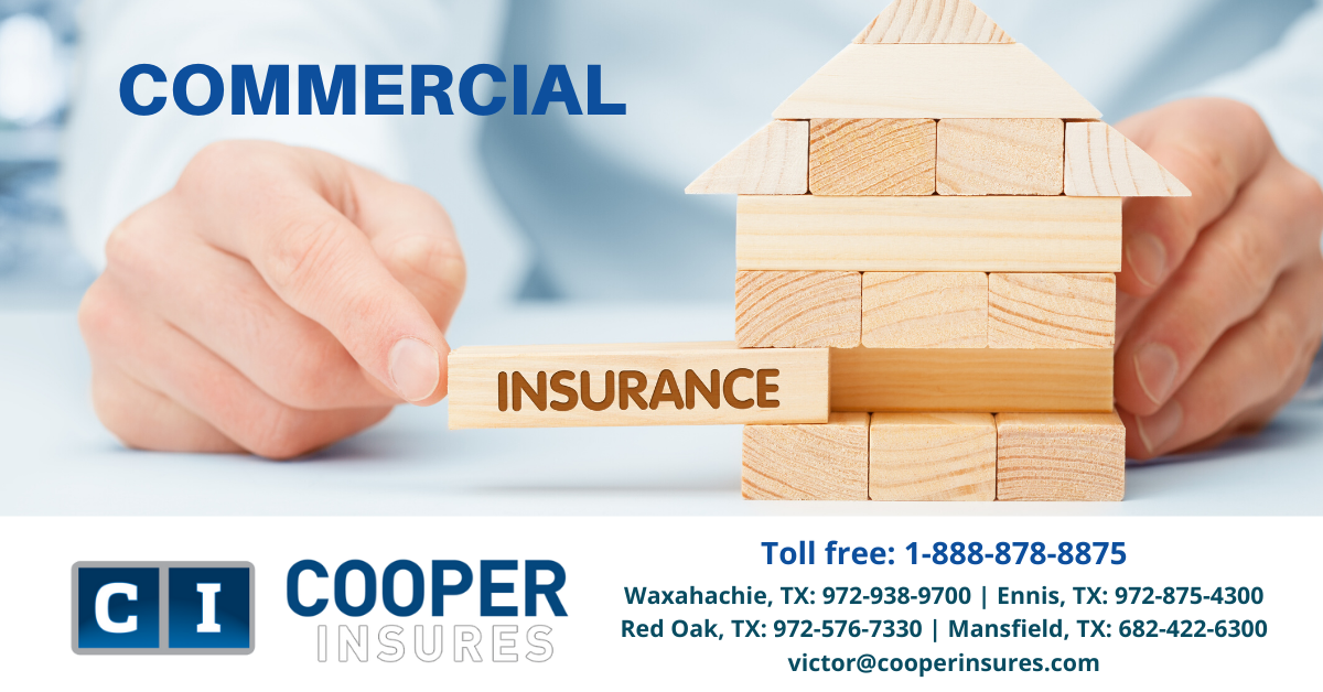 Get the right coverage for your company large or small