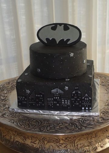 Dark Knight Cake Designs